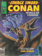 Savage Sword of Conan The Barbarian (The) (1974) -30- Wings of Terror