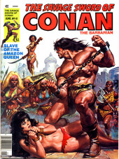 Savage Sword of Conan The Barbarian (The) (1974) -41- Slave of the Amazon Queen