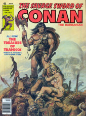 Savage Sword of Conan The Barbarian (The) (1974) -47- The Treasure of Tranicos