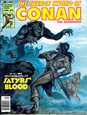 Savage Sword of Conan The Barbarian (The) (1974) -51- Satyrs' Blood