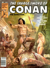 Savage Sword of Conan The Barbarian (The) (1974) -52- The Crown and The Carnage