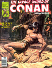 Savage Sword of Conan The Barbarian (The) (1974) -53- The Sorcerer Steals a Soul