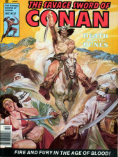 Savage Sword of Conan The Barbarian (The) (1974) -57- Death among the Dunes