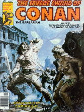 Savage Sword of Conan The Barbarian (The) (1974) -58- Ambushed in Zamboula