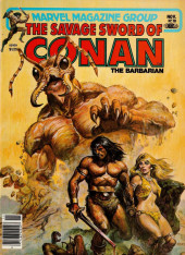 Savage Sword of Conan The Barbarian (The) (1974) -70- The Dweller in the Depths