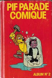 Pif Parade Comique -Rec02- Album n°2