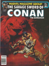 Savage Sword of Conan The Barbarian (The) (1974) -69- Eye of the Sorcerer