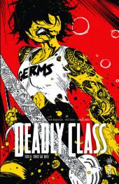 Deadly Class -8- Never Go Back
