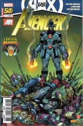 Avengers (Marvel France - 2012) [2] -7- Des trous dans le ciel