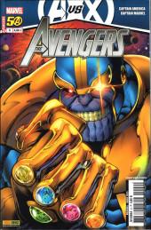 Avengers (Marvel France - 2012) [2] -9- Un nouveau monde