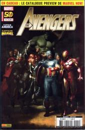 Avengers (Marvel France - 2012) [2] -12- La fin des temps