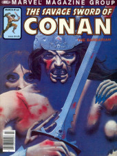 Savage Sword of Conan The Barbarian (The) (1974) -62- (sans titre)
