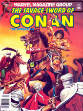 Savage Sword of Conan The Barbarian (The) (1974) -63- (sans titre)
