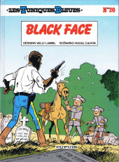 Les tuniques Bleues -20b2004- Black Face