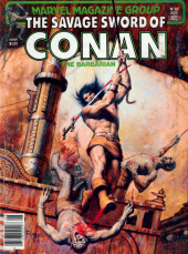 Savage Sword of Conan The Barbarian (The) (1974) -67- (sans titre)
