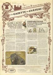 Le château des Animaux -1a2018- La Gazette du Château n°1