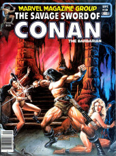 Savage Sword of Conan The Barbarian (The) (1974) -68- (sans titre)