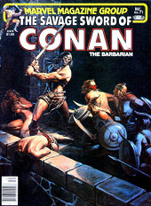 Savage Sword of Conan The Barbarian (The) (1974) -71- (sans titre)