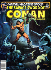 Savage Sword of Conan The Barbarian (The) (1974) -72- (sans titre)