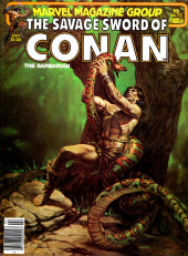 Savage Sword of Conan The Barbarian (The) (1974) -73- (sans titre)