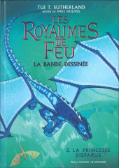 Les royaumes de Feu -2- Livre deux