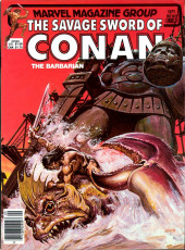 Savage Sword of Conan The Barbarian (The) (1974) -80- (sans titre)