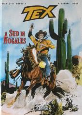 Tex (romanzi a fumetti) -9- A sud di Nogales