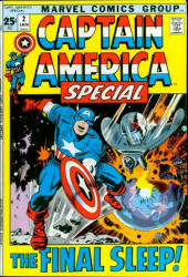 Captain America (Marvel comics - 1968) -AN02- The sleeper shall awake!