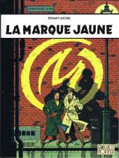 Blake et Mortimer (Les Aventures de) -6c2001- La Marque Jaune