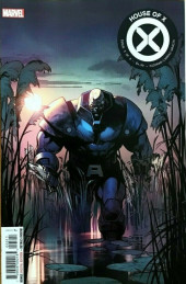 House of X (2019) -5- Issue #2 - Society