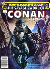 Savage Sword of Conan The Barbarian (The) (1974) -83- (sans titre)