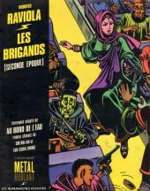 Les brigands -2- Les Brigands (seconde époque)