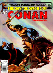 Savage Sword of Conan The Barbarian (The) (1974) -85- (sans titre)