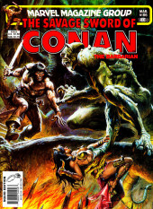 Savage Sword of Conan The Barbarian (The) (1974) -86- (sans titre)