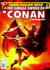 Savage Sword of Conan The Barbarian (The) (1974) -87- (sans titre)