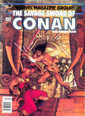 Savage Sword of Conan The Barbarian (The) (1974) -88- (sans titre)