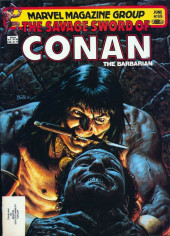 Savage Sword of Conan The Barbarian (The) (1974) -89- (sans titre)