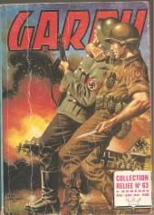 Garry (Impéria - 3e série) -Rec63- Collection Reliée N°63 (du n°365 à 368)