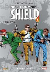 Nick Fury, agent du S.H.I.E.L.D. (L'intégrale) -1a2019- 1965-1967