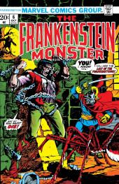 Monster of Frankenstein (The) (Marvel - 1973) -6- Last of the Frankensteins!
