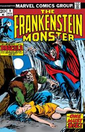 Monster of Frankenstein (The) (Marvel - 1973) -9- One must die!