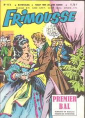 Frimousse -173- Premier bal