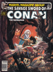 Savage Sword of Conan The Barbarian (The) (1974) -91- (sans titre)