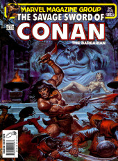 Savage Sword of Conan The Barbarian (The) (1974) -95- (sans titre)