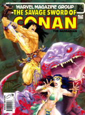 Savage Sword of Conan The Barbarian (The) (1974) -98- (sans titre)