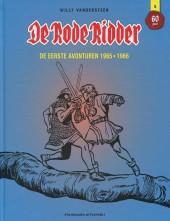 Rode Ridder Integraal (De) -5- De eerste avonturen 1965-1966