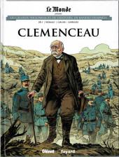 Les grands Personnages de l'Histoire en bandes dessinées -18- Clemenceau
