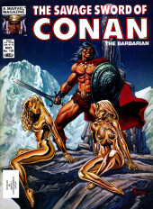Savage Sword of Conan The Barbarian (The) (1974) -100- (sans titre)
