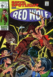 Marvel Spotlight Vol 1 (1971) -1- Red Wolf