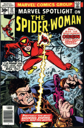 Marvel Spotlight Vol 1 (1971) -32- The Spider-Woman